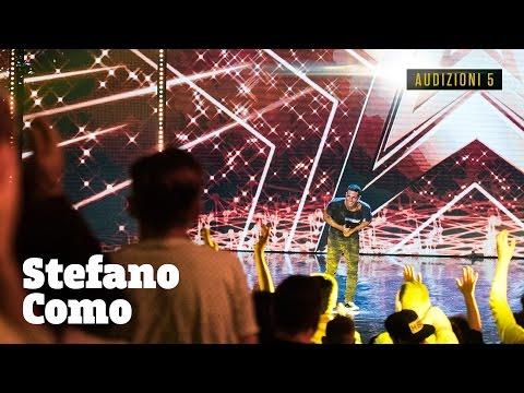 Stefano, il Golden Buzzer di Claudio Bisio