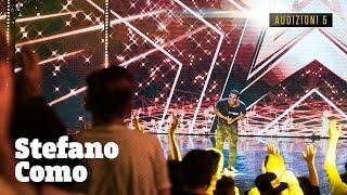 Stefano, il Golden Buzzer di Claudio Bisio thumbnail