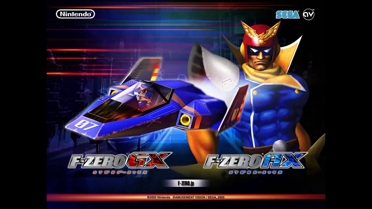 how to get more cars in f zero x