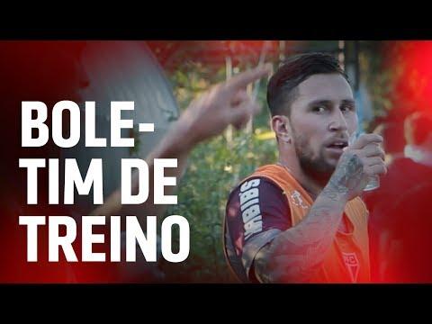 BOLETIM DE TREINO + ARBOLEDA + JONATAN GOMEZ: 27.06 | SPFCTV
