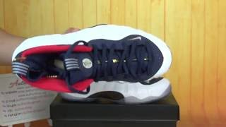 """3a91286cf51 Authentic Nike Air Foamposite One """"Olympic""""HD Unboxing Review From"""