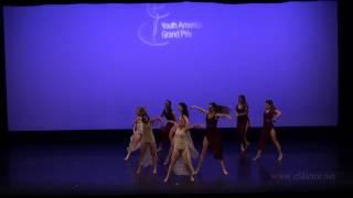 Venus Fullerton Youth Ballet Sr. Co. YAGP LA 2014