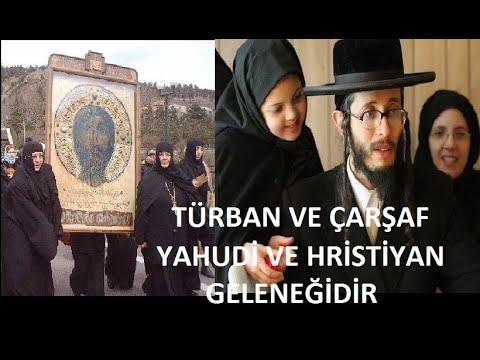 İslamiyet'te Yeri Olmayan Gelenekler; Türban ve Çarşaf - DİNİ YALANLAR SERİSİ (17)