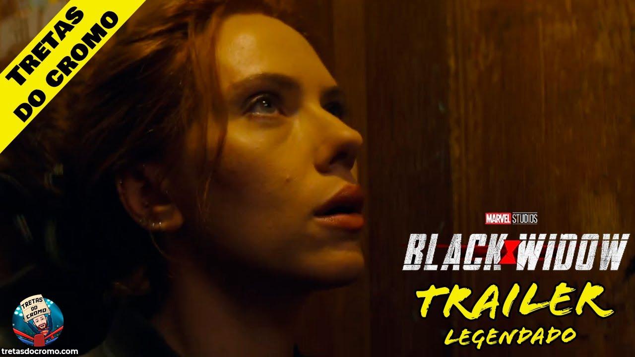 Black Widow recebe o último trailer antes de estreia