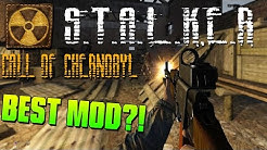 S.T.A.L.K.E.R Call of Chernobyl Mod ➤ Best Mod in the Whole Series?