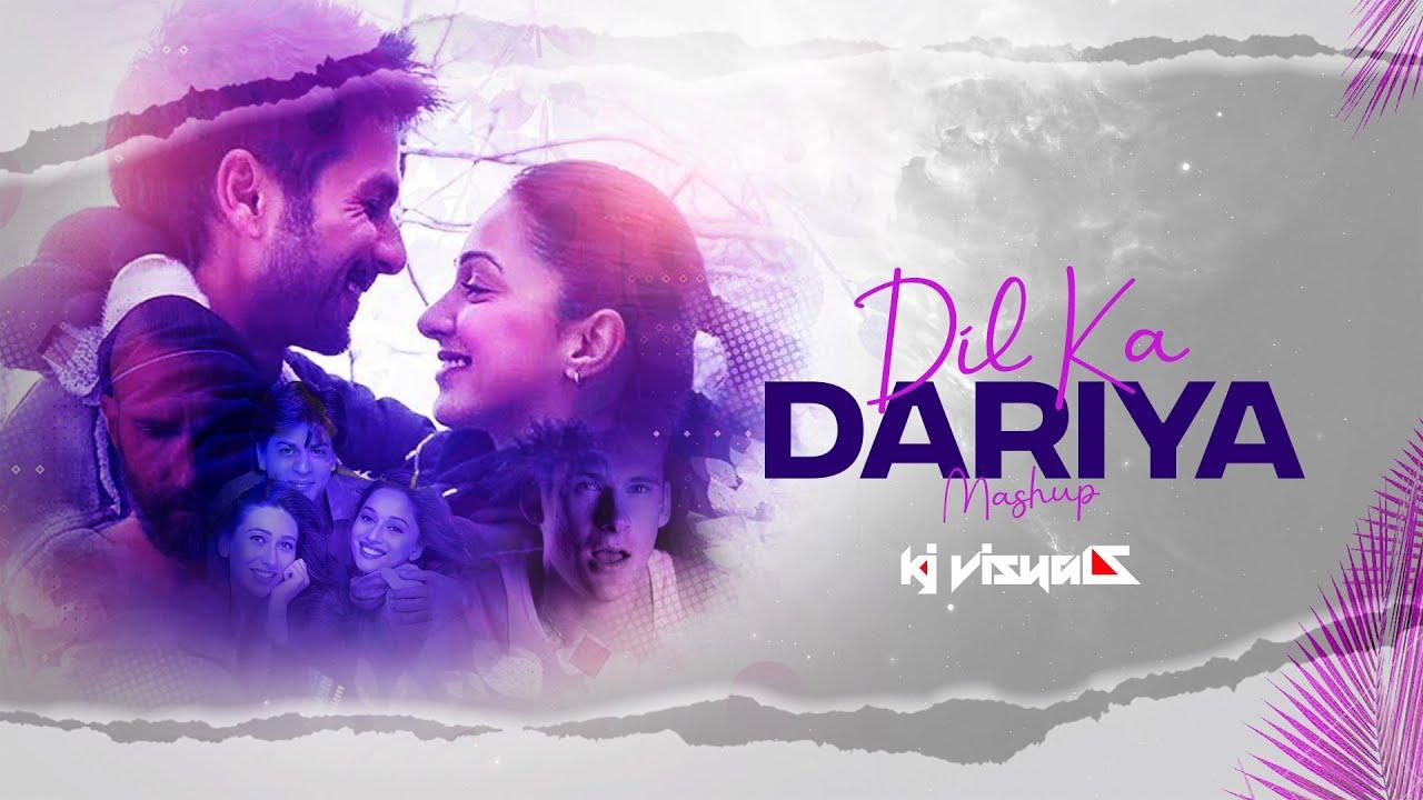 Dil Ka Dariya Mashup   Memories   Dil Tho Pagal Hai   One Love   @DJ MARK   @KJ VISUALS