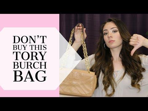 TORY BURCH ALEXA BAG REVIEW