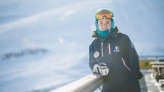 Marie Bochet - Ma saison 2018