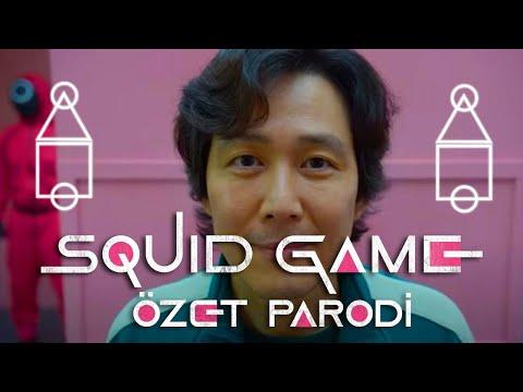 SQUID GAME - ÖZET PARODİ