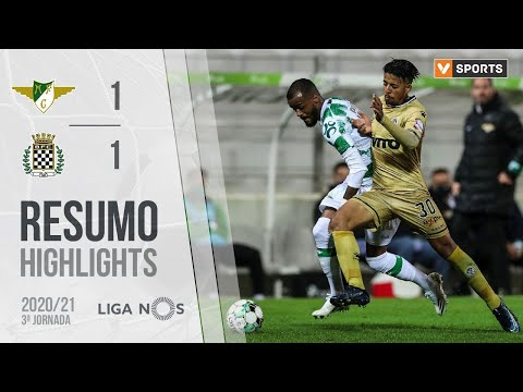 Moreirense Boavista Goals And Highlights