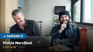EXCL - Vinicio Marchioni, dal Freddo di Romanzo Criminale a Massimo D'Alema