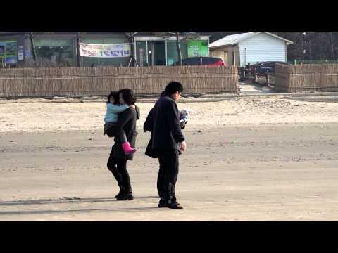 3번파일 12/19 충남 서천군 춘장대 해변