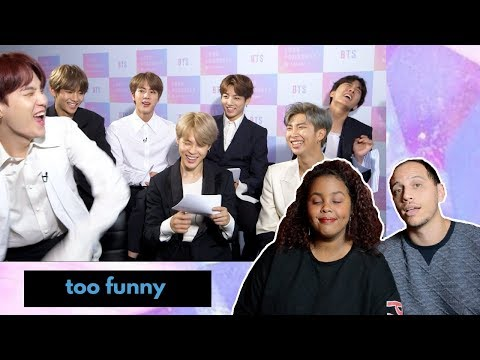 "BTS Take BuzzFeed's ""Which Member Of BTS Are You?"" Quiz REACTION (BTS REACTION)"