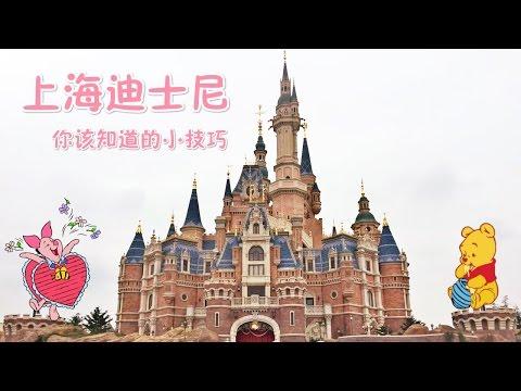 上海迪士尼你該知道的小技巧  The tips of Shanghai Disney Resort