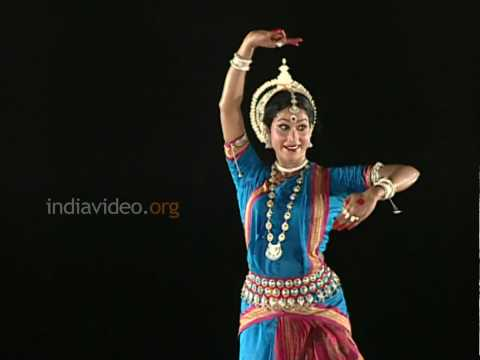 Pallavi in Odissi by Sujata Mohapatra - Part V