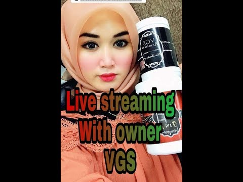 Pengguna VGS HARUS NONTON (live streaming with owner VGS)