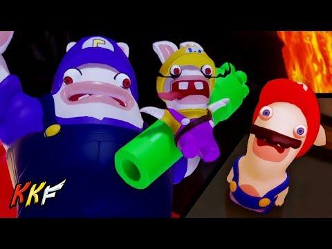 Lava Pit-Challenge 10: Battle Royale - Mario + Rabbids Kingdom Battle