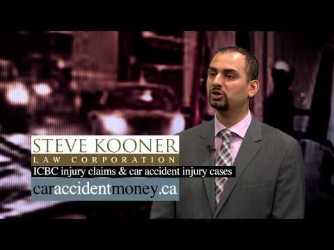 Vancouver Car Accident Lawyer - Car Accident Money - Time Limit