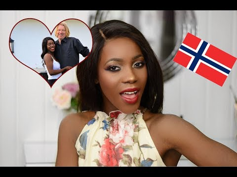 How I met my Norwegian boyfried, Interracial dating in NOrway ,how to tell a norwegian guy likes you