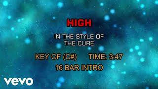 The Cure - High (Karaoke)