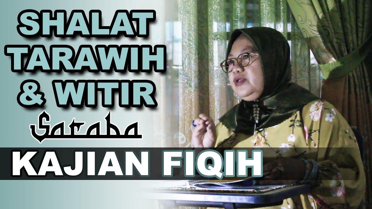 Tata Cara Shalat Tarawih Dan Witir (Rakaat) #DiRumahAja ...