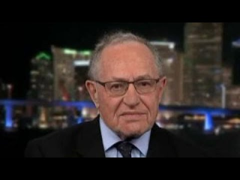 Dershowitz calls for