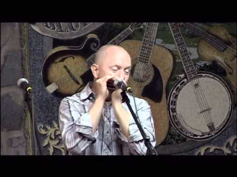 Boxcar - Johnny Roquemore & The Apostles of Bluegrass