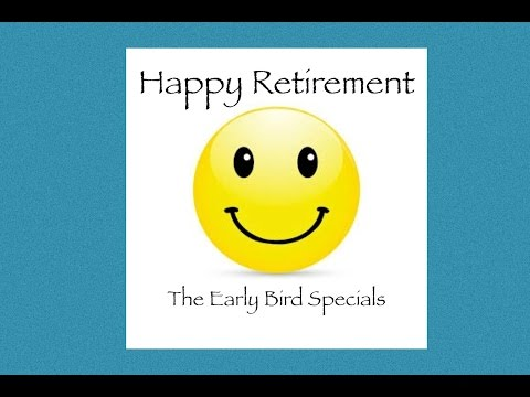 Happy Retirement Lyrics