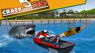Crazy Shark 3D - Симулятор акулы на Android(Review)