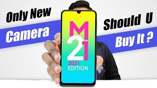 Samsung Galaxy M21 2021 Edition - Should You Buy It ?