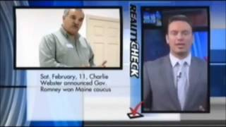Did Maine GOP Blatantly Cheat Ron Paul out of a Victory? 2/14/12