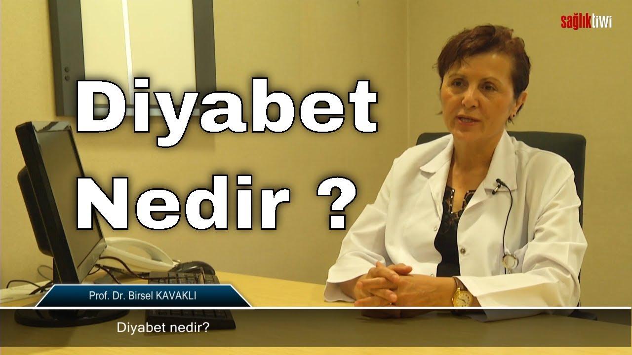 Diyabet nedir ?