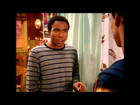 COMMUNITY: THE COMPLETE 3RD SEASON - Troy & Abed Rap - Out Now On DVD