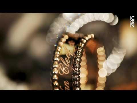 《ICON》X Van Cleef & Arpels : 绚丽乐园