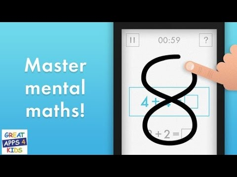 Quick Maths | Arithmetic and Time Table Game App for Kids - YouTube
