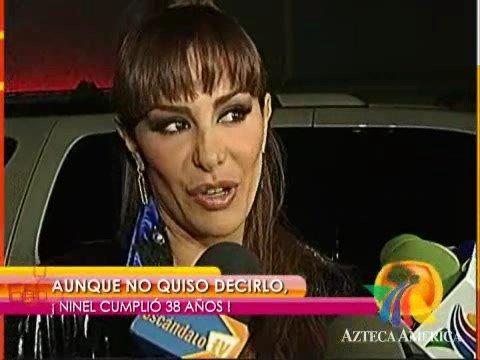 Ninel Conde cumplió años ¿y se operó? - YouTube  Hija