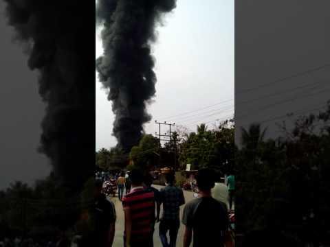 Lumding Lanka Road fire incident