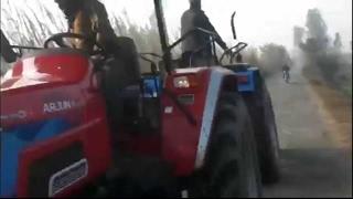 Mahindra novo 606 Vs Sonalika Rx 60 Open Challenge Tractor tochan