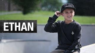 Meet Ethan Copeland - EP1 - Camp Woodward Season 10