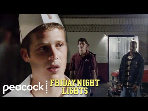 Matt Takes One For The Team | Friday Night Lights