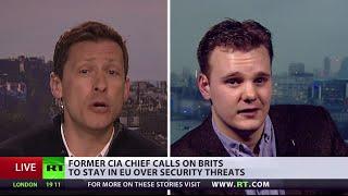 Battle over Brexit: Live debate on air (J. Montgomery vs J. Edward)