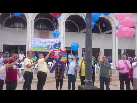 28th National Statistics Month Celebration Opening at Autonomous Region in Muslim Mindanao