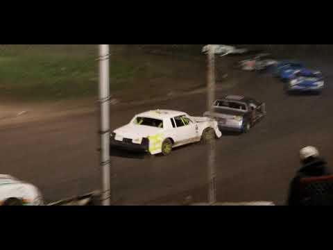 9/21/19 Hobby stocks A-main at I-76 Speedway