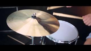 "Dream Bliss 18"" Crash/Ride Cymbal"