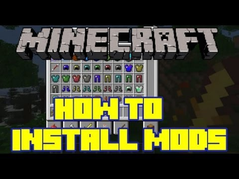 How To Install Minecraft Mods With Forge