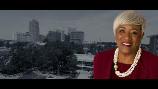 Shaw University President Paulette Dillard