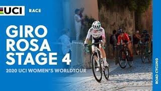 2020 UCI Women's WorldTour – Giro Rosa Stage 4