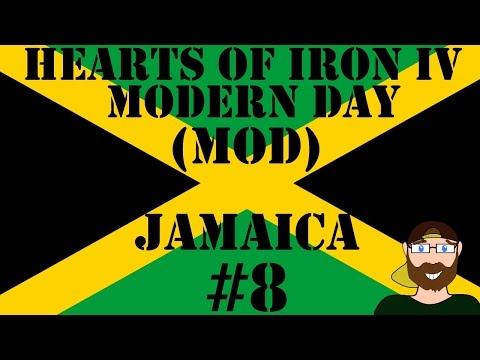 Hearts of Iron IV Modern Day Jamaica #8