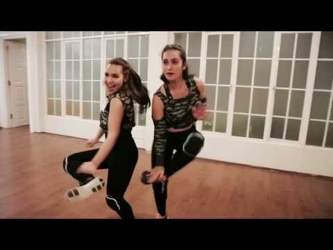 Alexandra Gottardo & Sally Corita Way Up Choreography Mp3