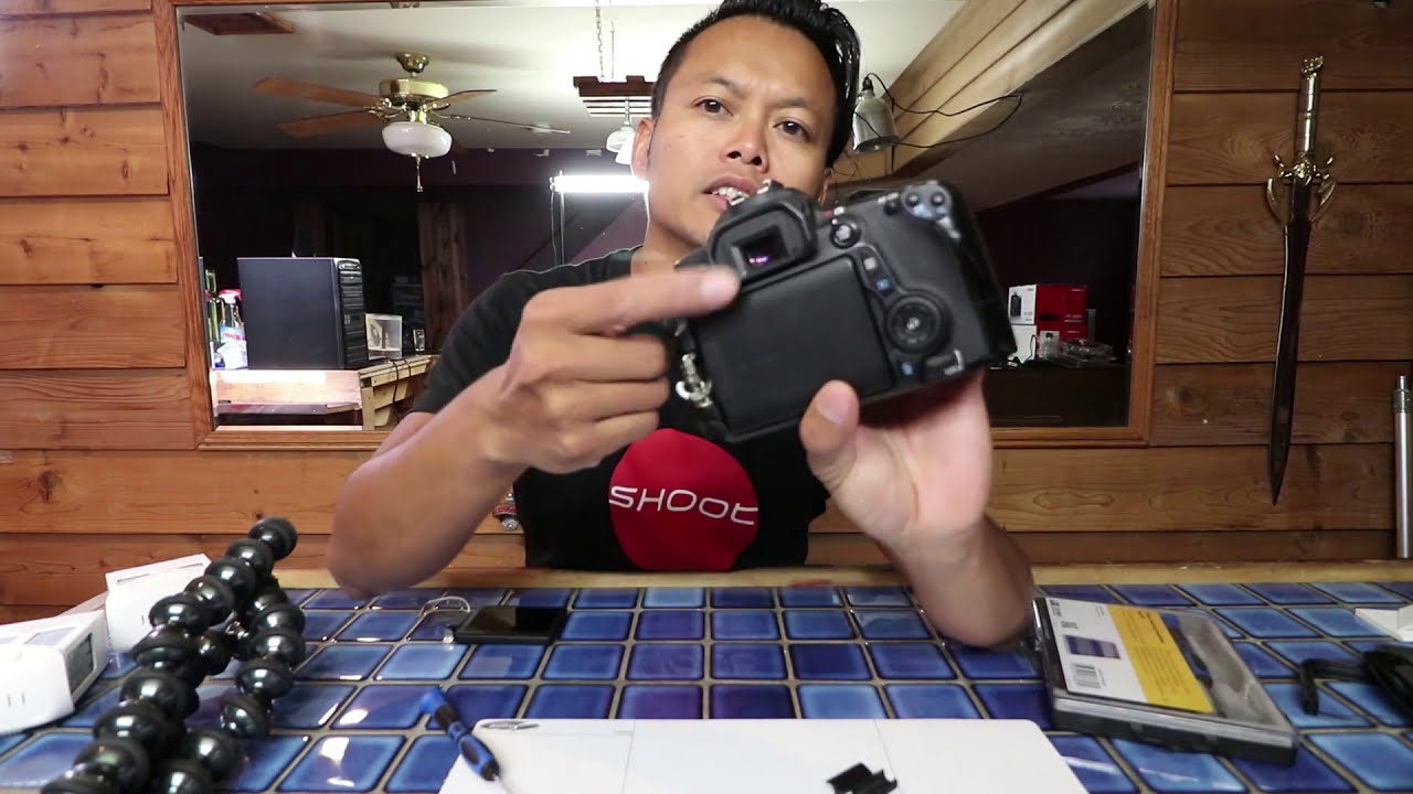 Canon 70d Test Shots Out of the Box - YouTube